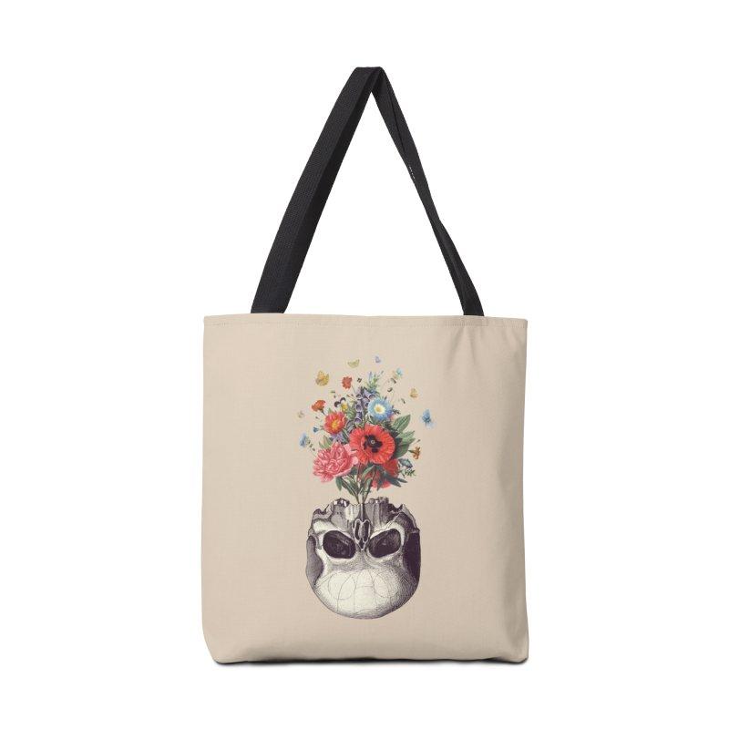 Memento Mori Accessories Bag by Buko