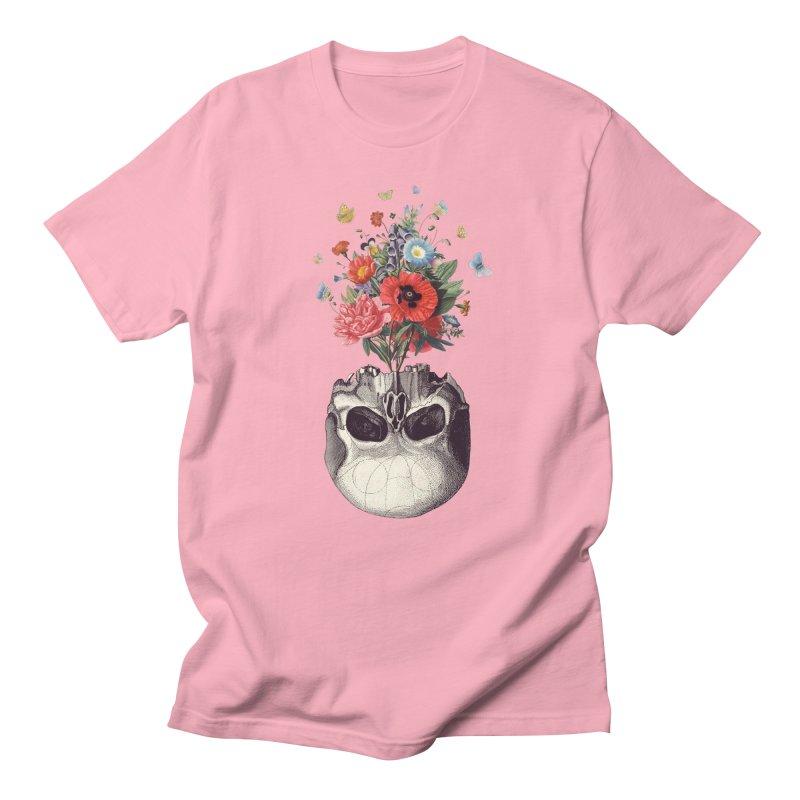 Memento Mori Men's T-Shirt by Buko