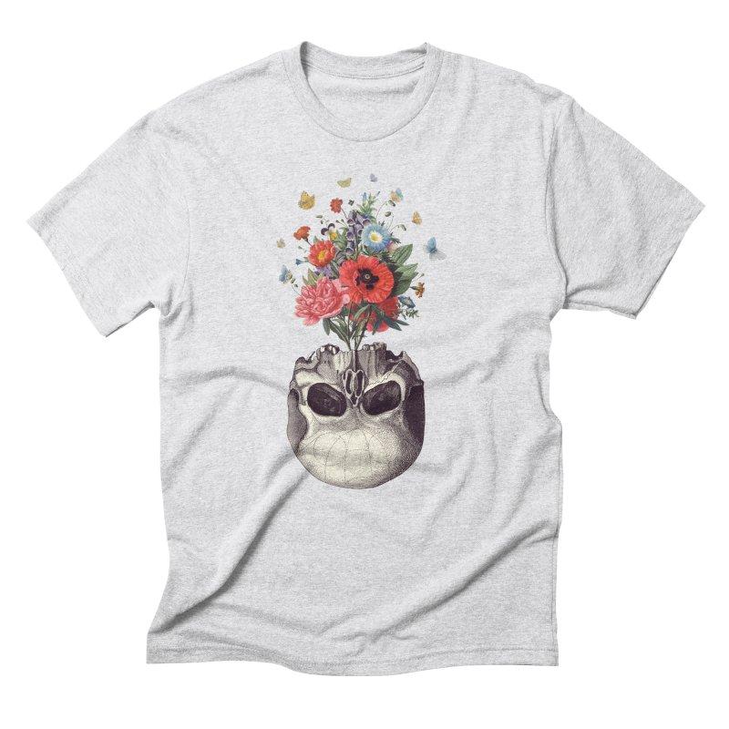 Memento Mori Men's Triblend T-Shirt by Buko