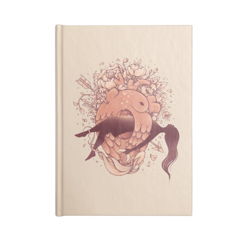 Love in Bloom Accessories Notebook by Buko