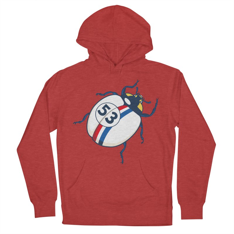 The Love Bug Women's Pullover Hoody by The Bulgrin Shop