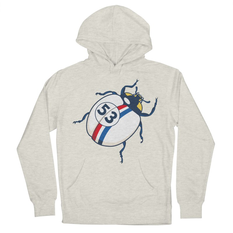The Love Bug Men's Pullover Hoody by The Bulgrin Shop