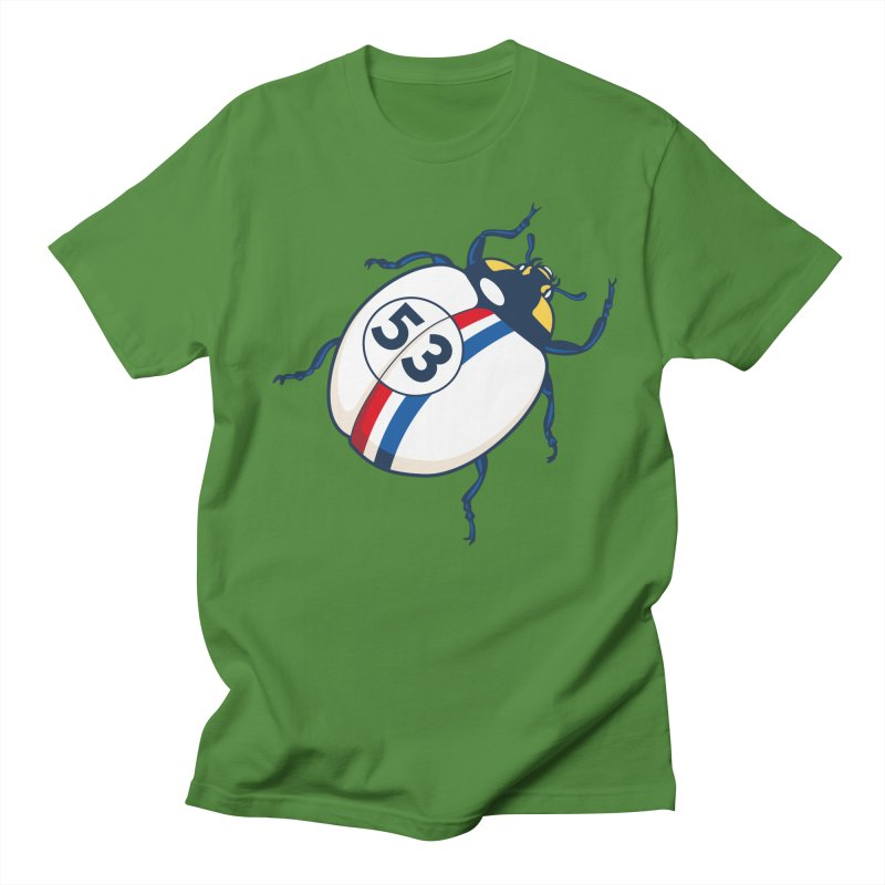 The Love Bug Men's T-Shirt by The Bulgrin Shop