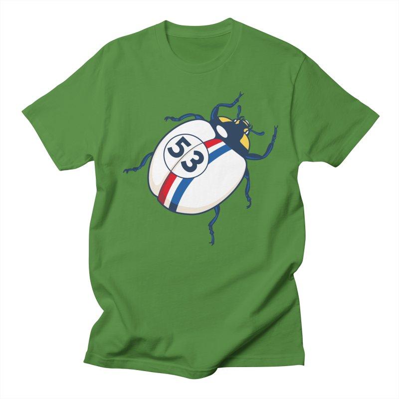 The Love Bug Men's T-Shirt by The Bulgrin Shop
