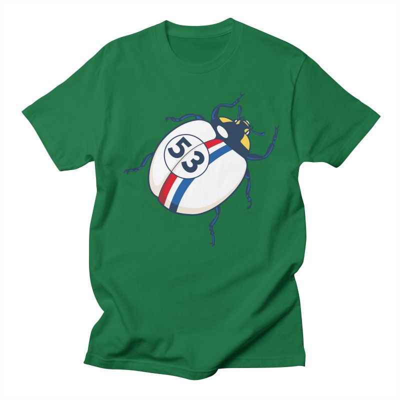 The Love Bug Men's Regular T-Shirt by The Bulgrin Shop