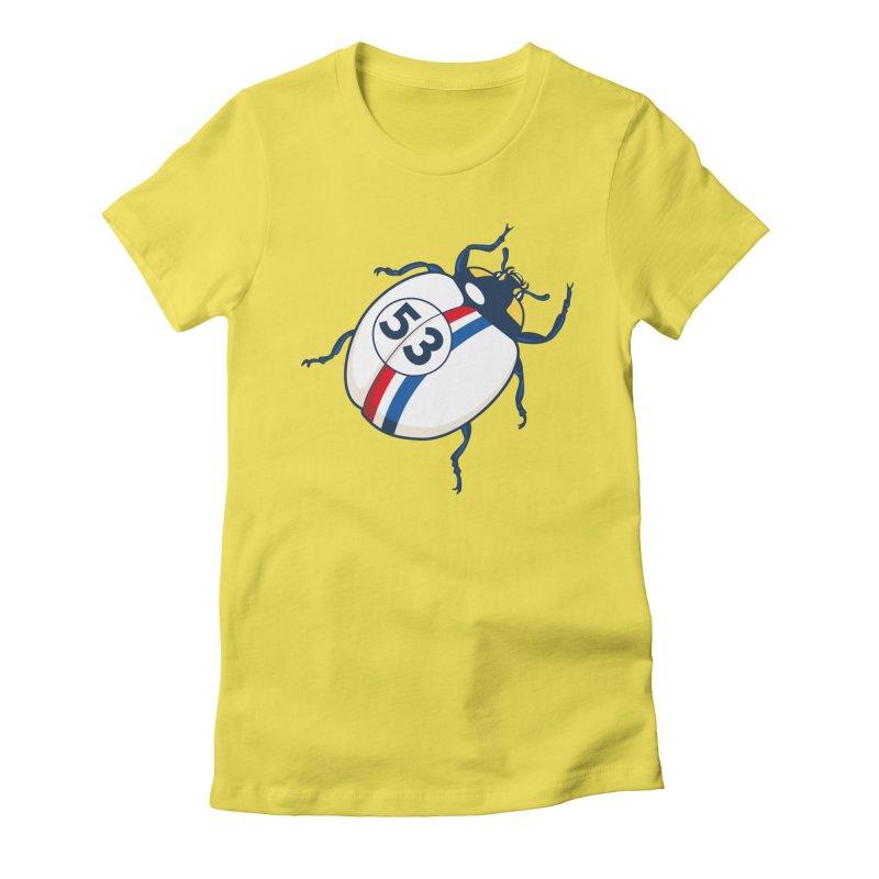 The Love Bug Women's T-Shirt by The Bulgrin Shop