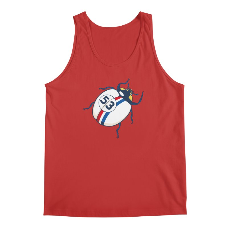 The Love Bug Men's Regular Tank by The Bulgrin Shop