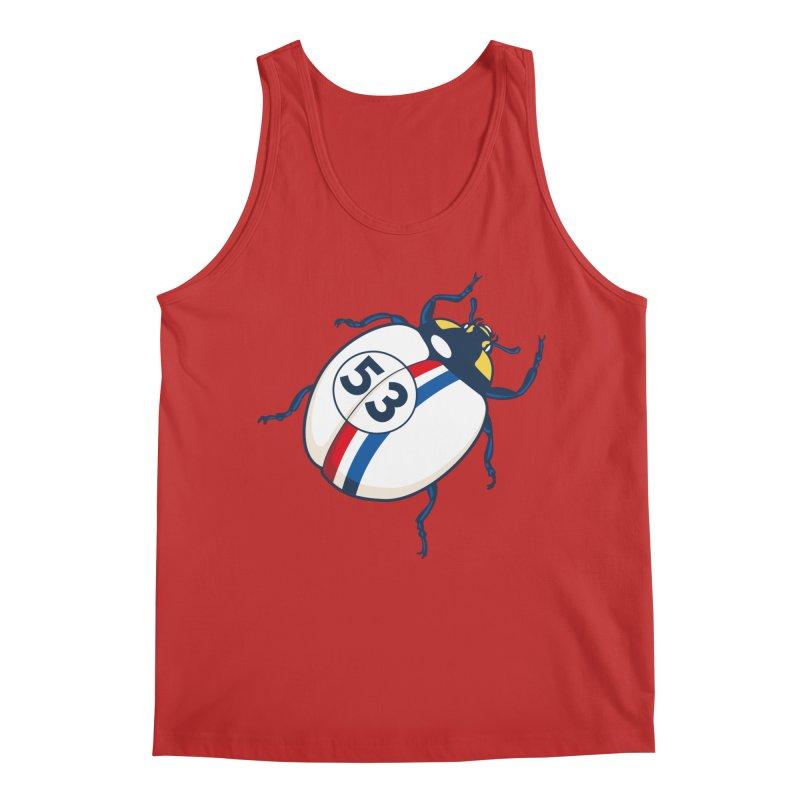 The Love Bug Men's Regular Tank by The Bulgrin Shop