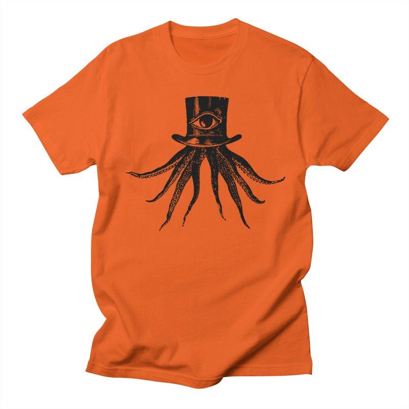 Octopus Men's T-shirt by The Bulgrin Shop