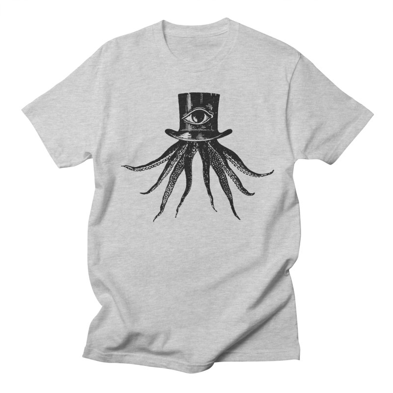 Octopus Men's Regular T-Shirt by The Bulgrin Shop