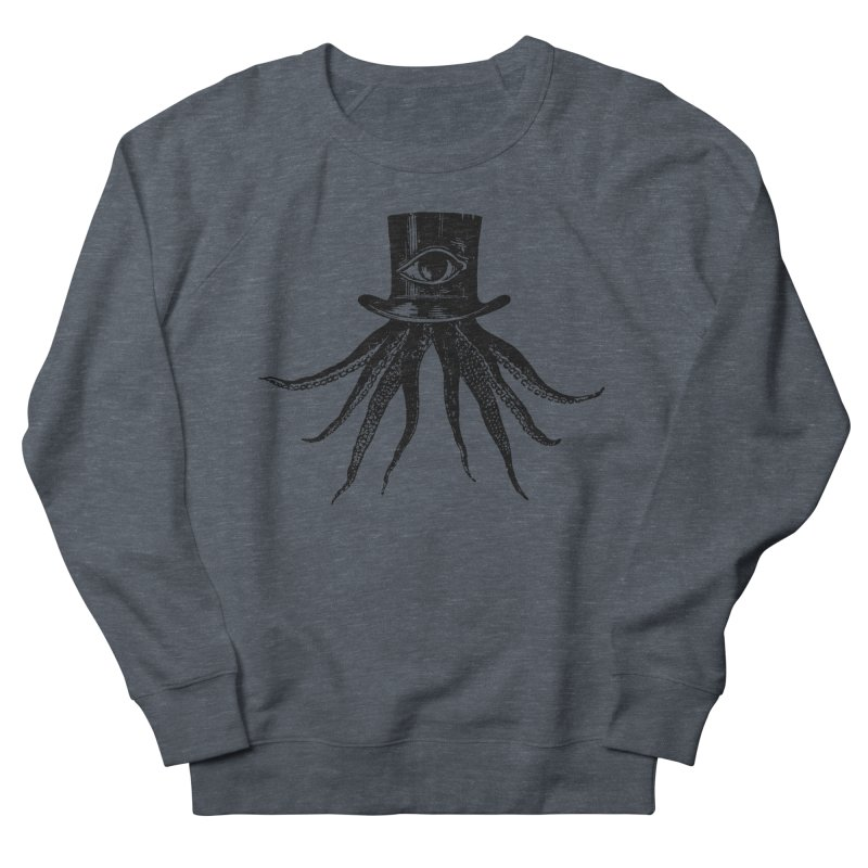 Octopus Men's Sweatshirt by The Bulgrin Shop
