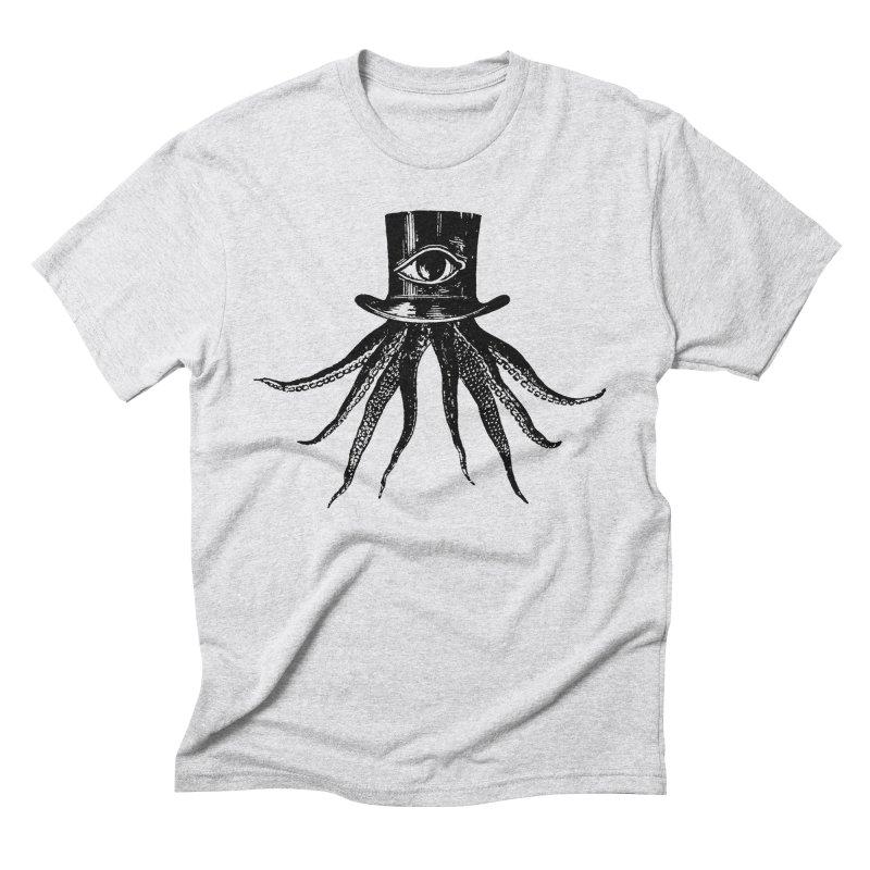 Octopus Men's Triblend T-Shirt by The Bulgrin Shop