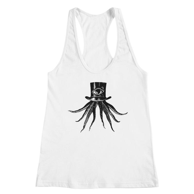 Octopus Women's Tank by The Bulgrin Shop