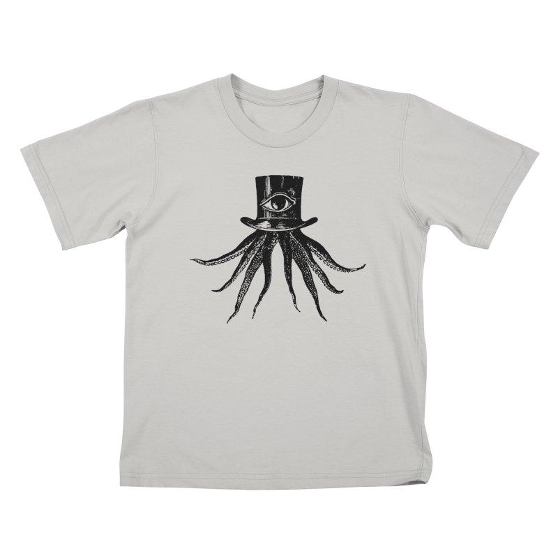 Octopus Kids T-shirt by The Bulgrin Shop