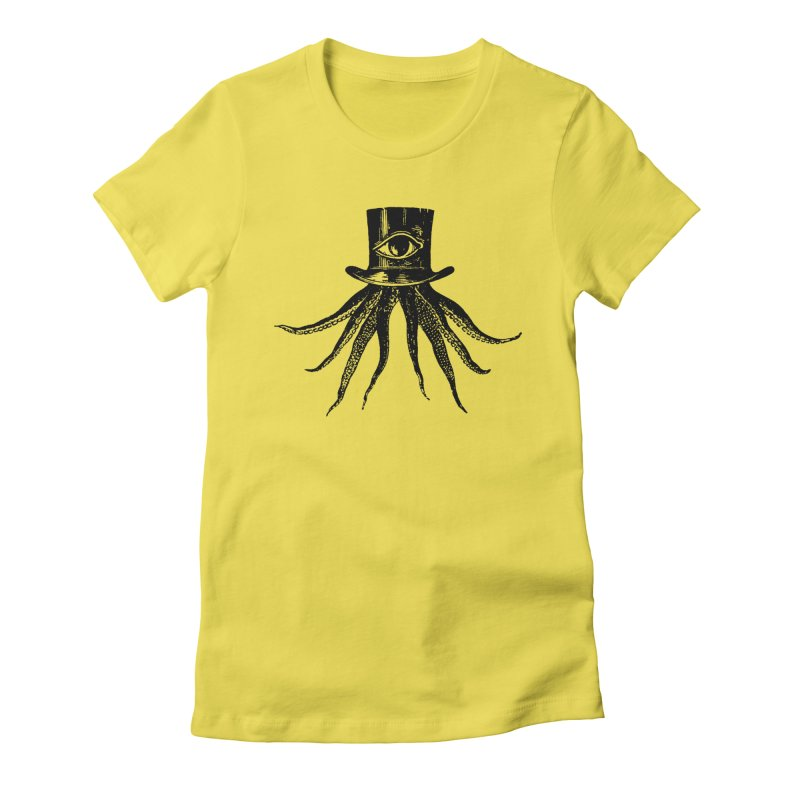 Octopus Women's T-Shirt by The Bulgrin Shop