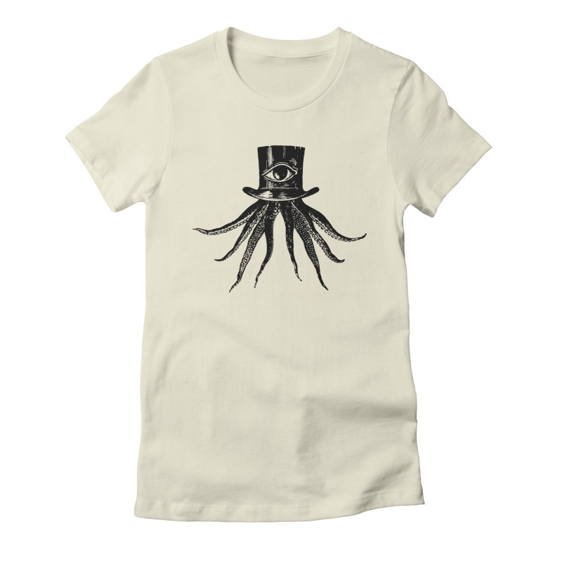 Octopus Women's T-Shirt by The Bulgrin Shop
