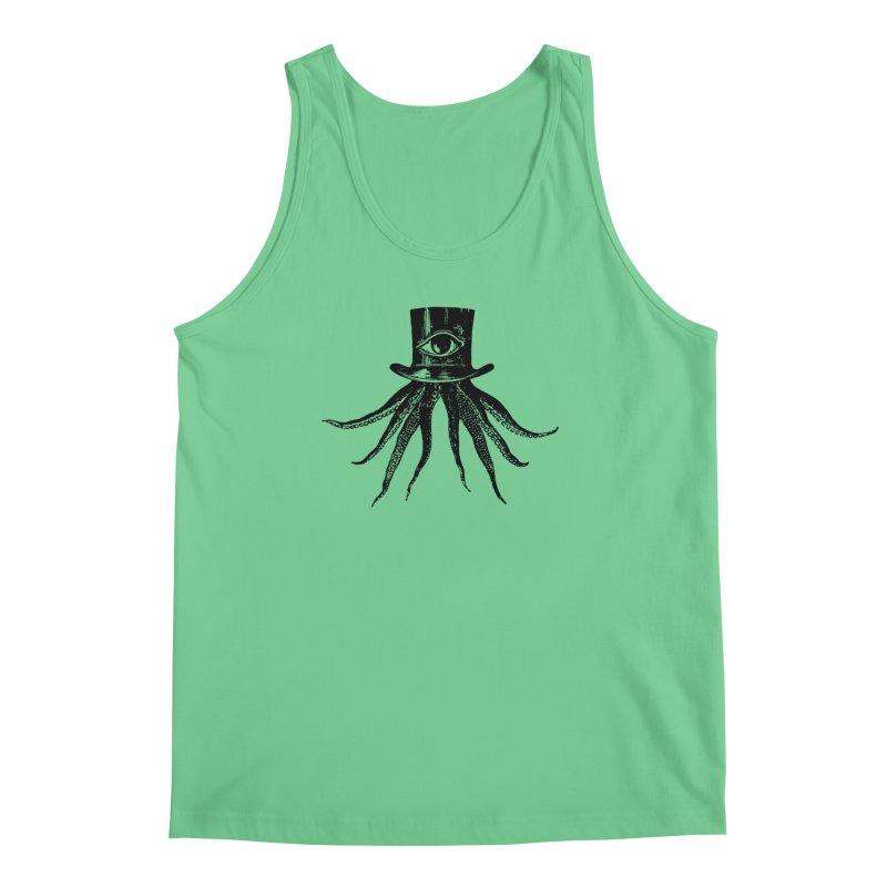 Octopus Men's Regular Tank by The Bulgrin Shop