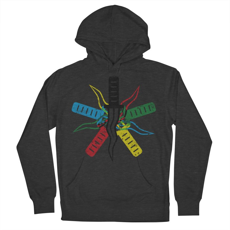 Five Knives Men's Pullover Hoody by The Bulgrin Shop