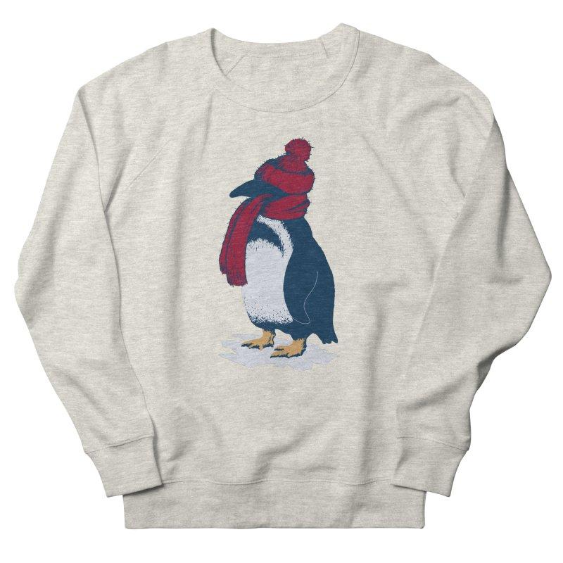 The Penguin has a cold Men's Sweatshirt by The Bulgrin Shop