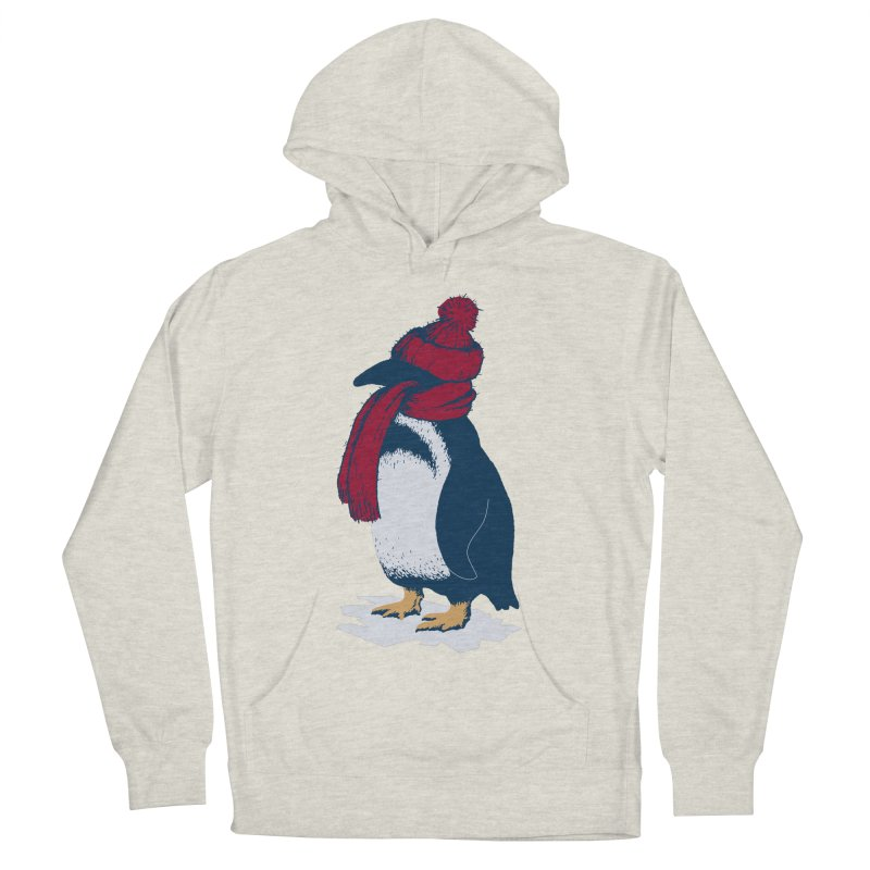 The Penguin has a cold Men's Pullover Hoody by The Bulgrin Shop