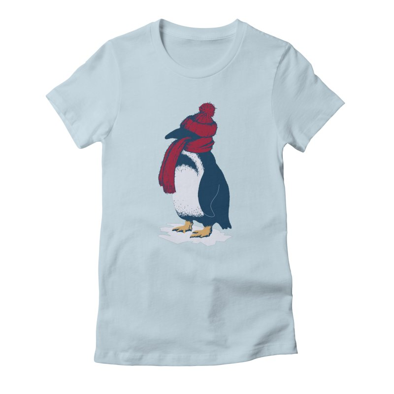 The Penguin has a cold Women's T-Shirt by The Bulgrin Shop
