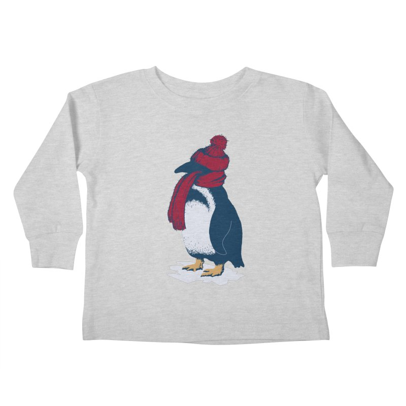 The Penguin has a cold   by The Bulgrin Shop