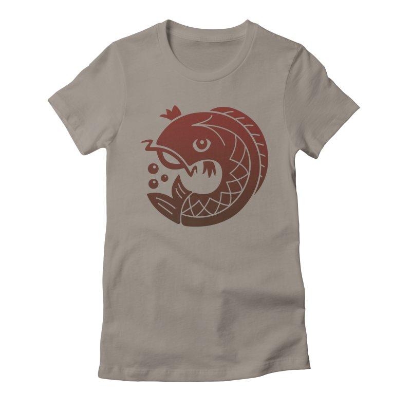 The Koy Women's T-Shirt by The Bulgrin Shop