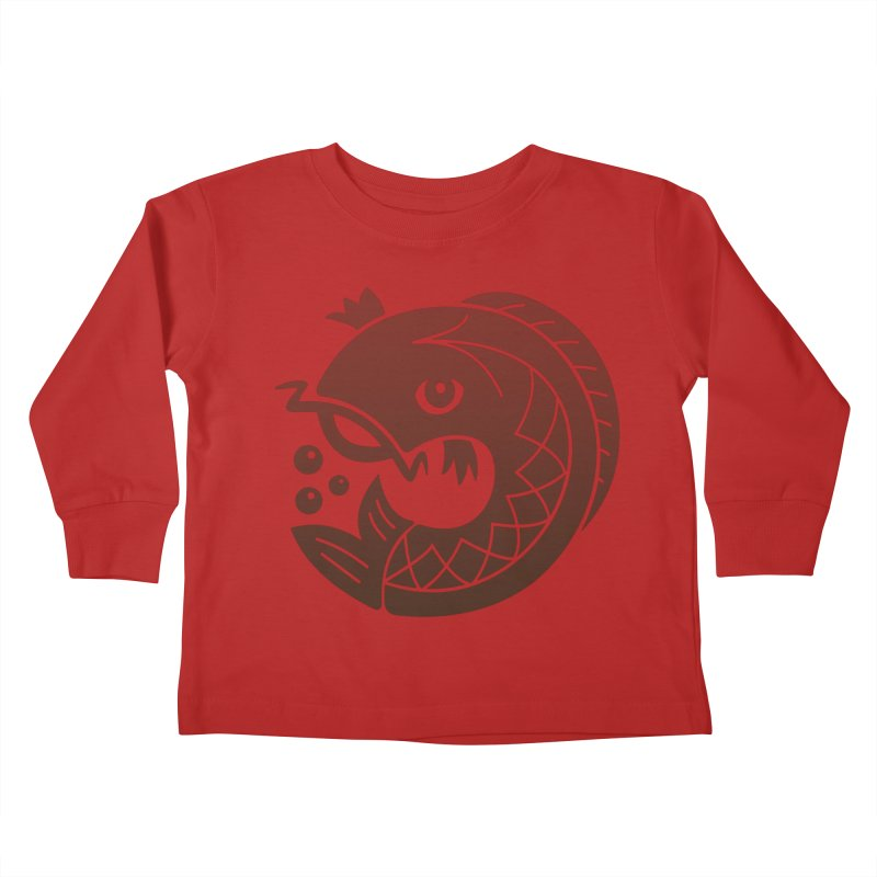 The Koy Kids Toddler Longsleeve T-Shirt by The Bulgrin Shop