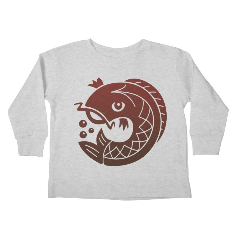 The Koy Kids Toddler Longsleeve T-Shirt by The Bulgrin Shop