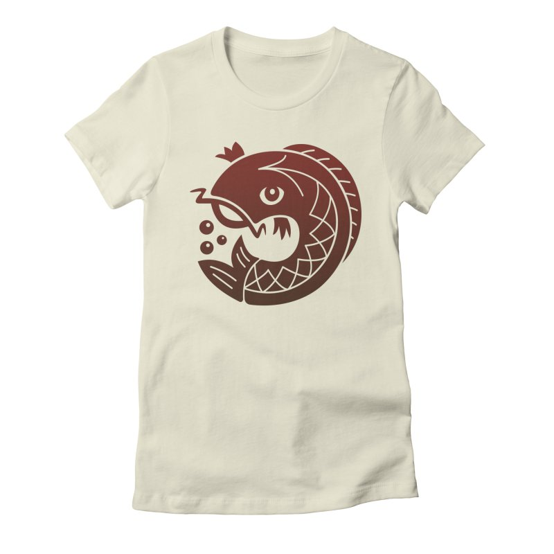 The Koy Women's Fitted T-Shirt by The Bulgrin Shop
