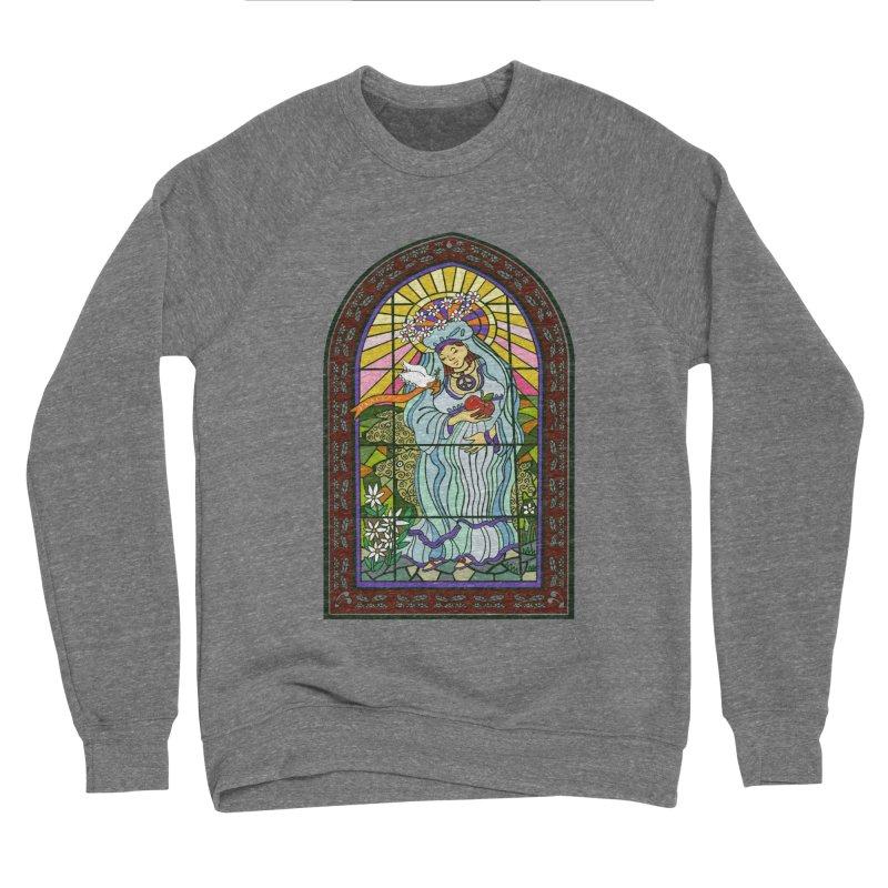 Way Cool Mary Women's Sponge Fleece Sweatshirt by BullShirtCo