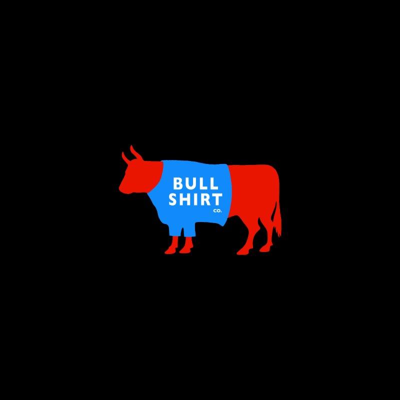 BullShirtCo Signature Shirt with small logo Men's T-Shirt by BullShirtCo