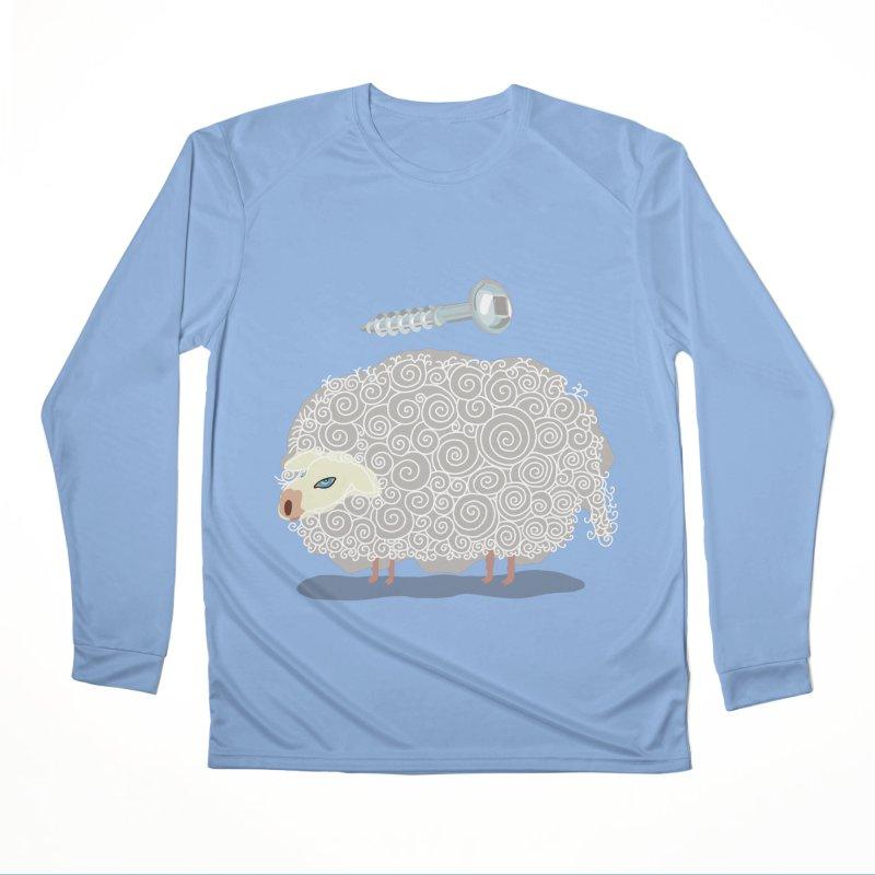 Screw Ewe! Men's Longsleeve T-Shirt by BullShirtCo