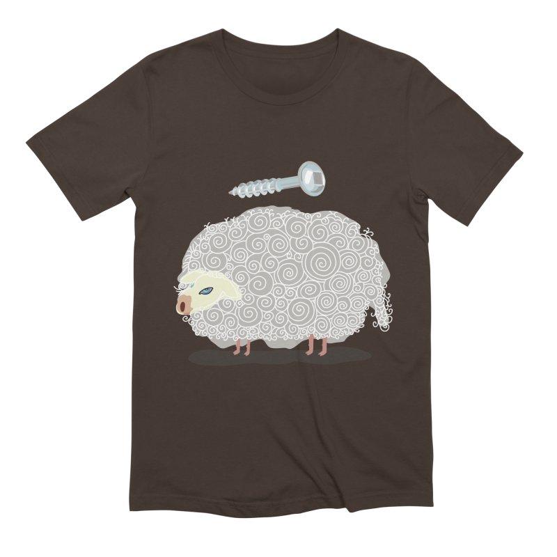 Screw Ewe! Men's T-Shirt by BullShirtCo