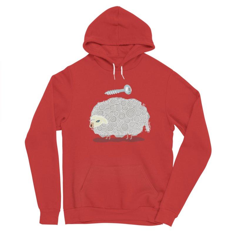 Screw Ewe! Men's Pullover Hoody by BullShirtCo