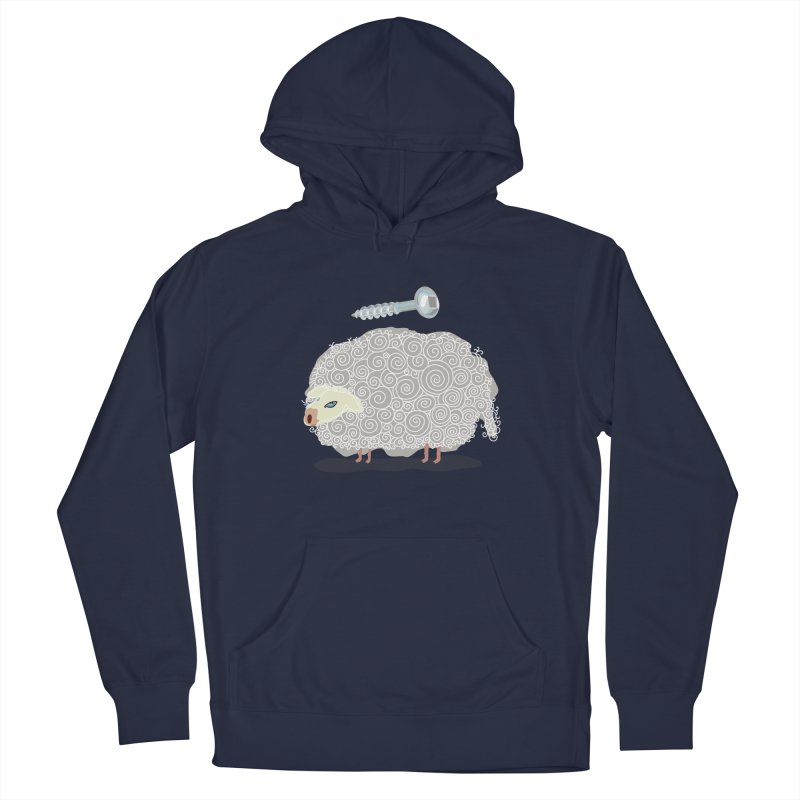 Screw Ewe! Men's Pullover Hoody by BullShirtCo