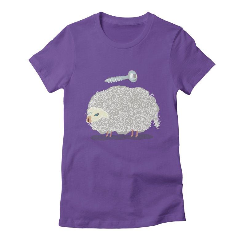 Screw Ewe! Women's T-Shirt by BullShirtCo
