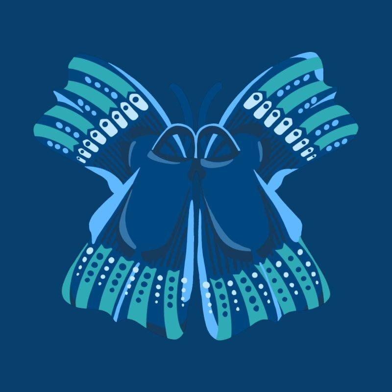 Classic Water Wings Men's T-Shirt by BullShirtCo