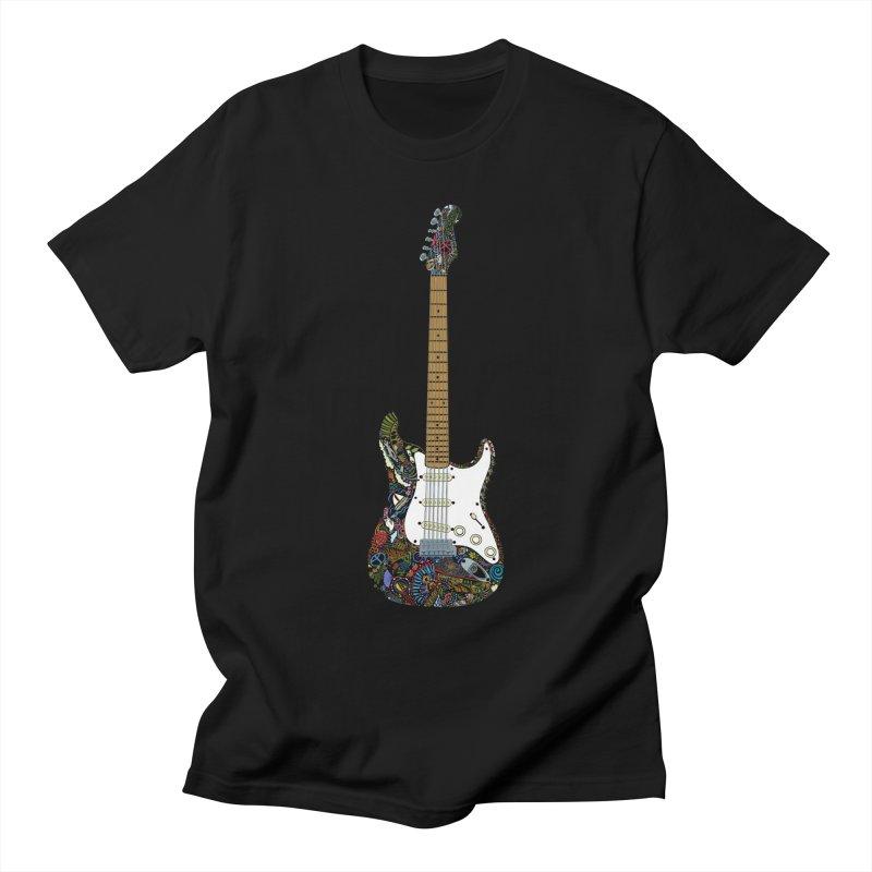 Eric's Strato Men's T-Shirt by BullShirtCo