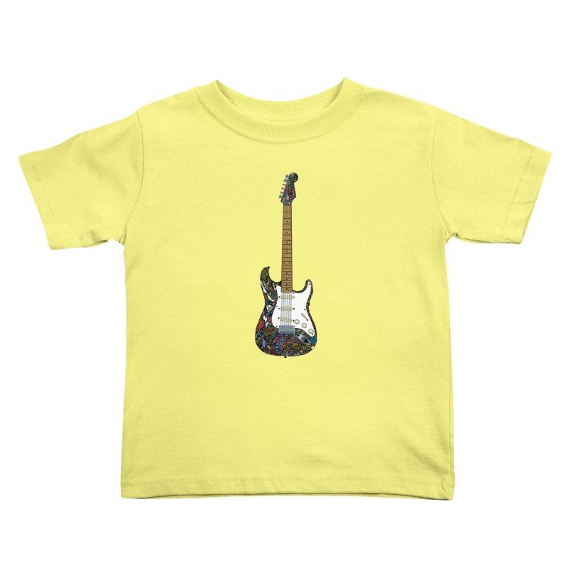 Eric's Strato Kids Toddler T-Shirt by BullShirtCo