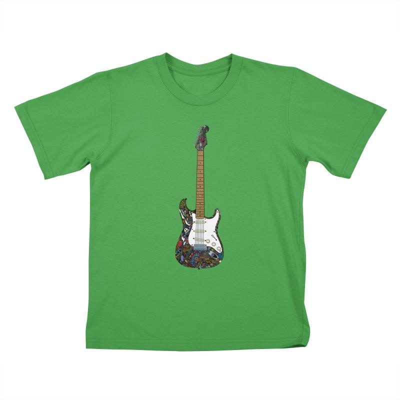 Eric's Strato Kids T-Shirt by BullShirtCo