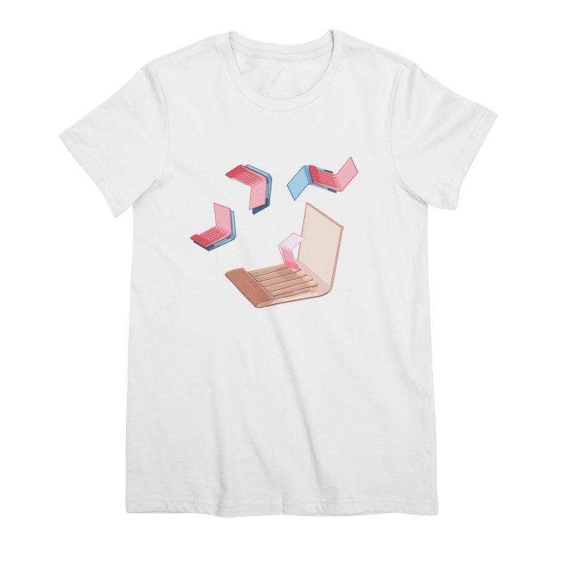 Matchmaking! Women's Premium T-Shirt by BullShirtCo