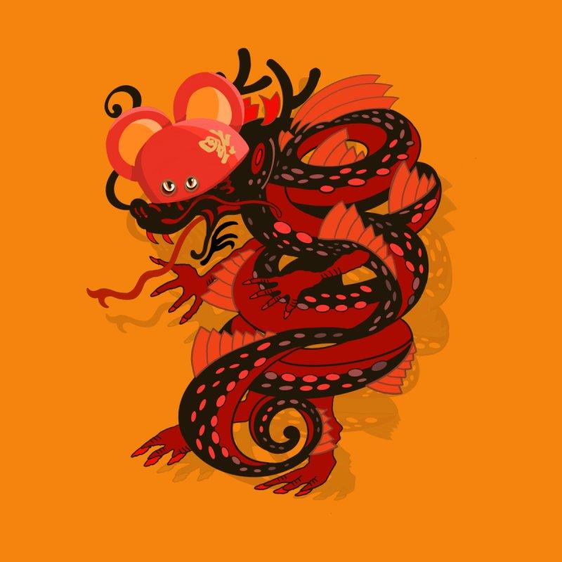 Team Player Chinese New Year Men's T-Shirt by BullShirtCo