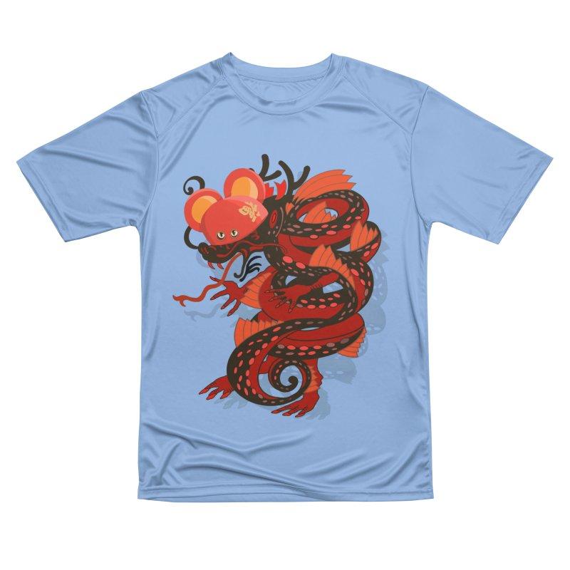 Team Player Chinese New Year Women's Performance Unisex T-Shirt by BullShirtCo