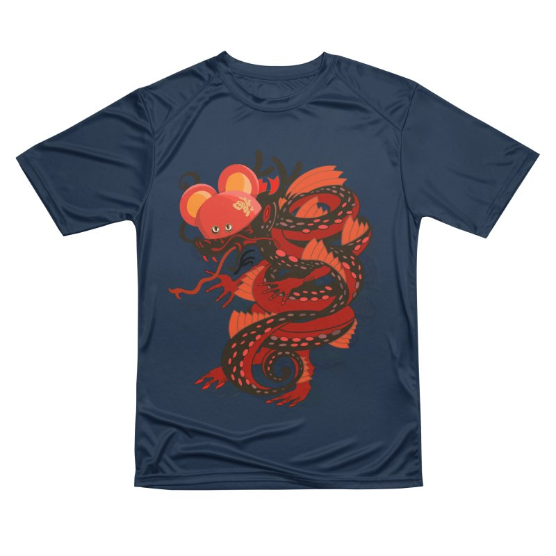 Team Player Chinese New Year Men's Performance T-Shirt by BullShirtCo