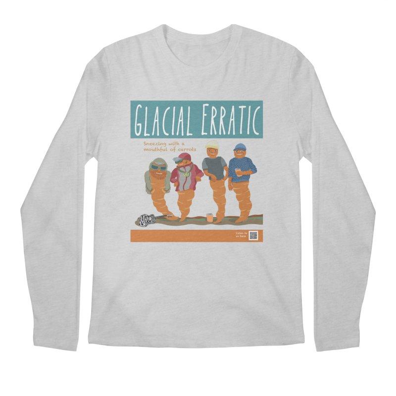 Glacial Erratic Canadian Band t-shirt Men's Regular Longsleeve T-Shirt by BullShirtCo