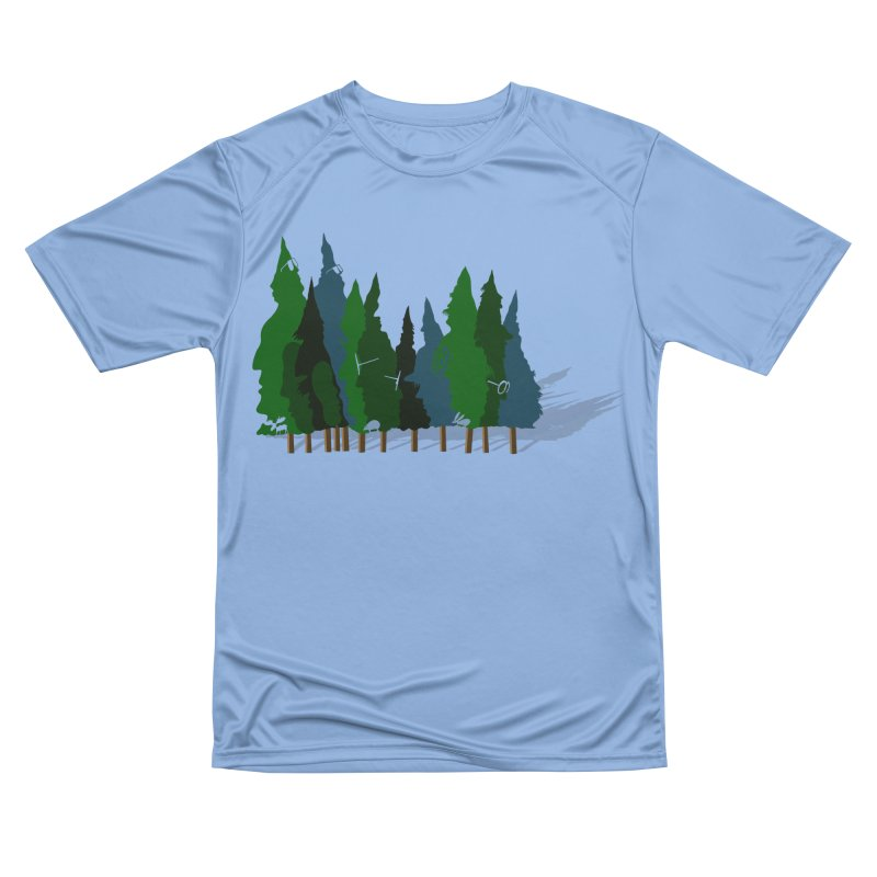 Find it in the Woods Men's Performance T-Shirt by BullShirtCo