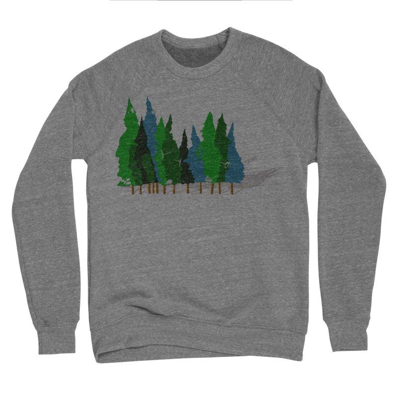 Find it in the Woods Women's Sponge Fleece Sweatshirt by BullShirtCo