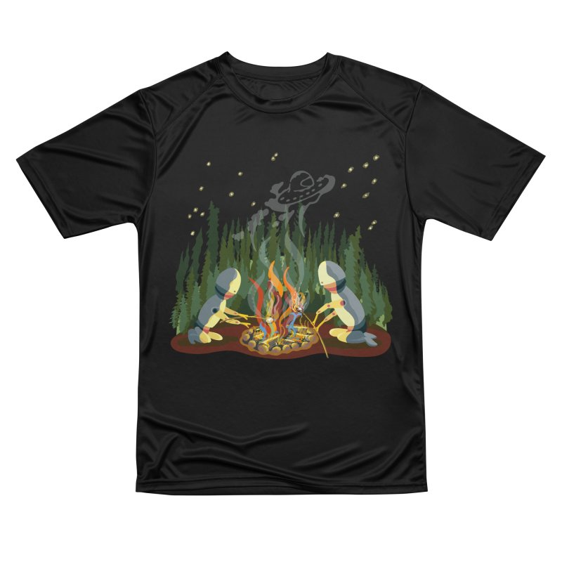 Smoke Signals Men's Performance T-Shirt by BullShirtCo