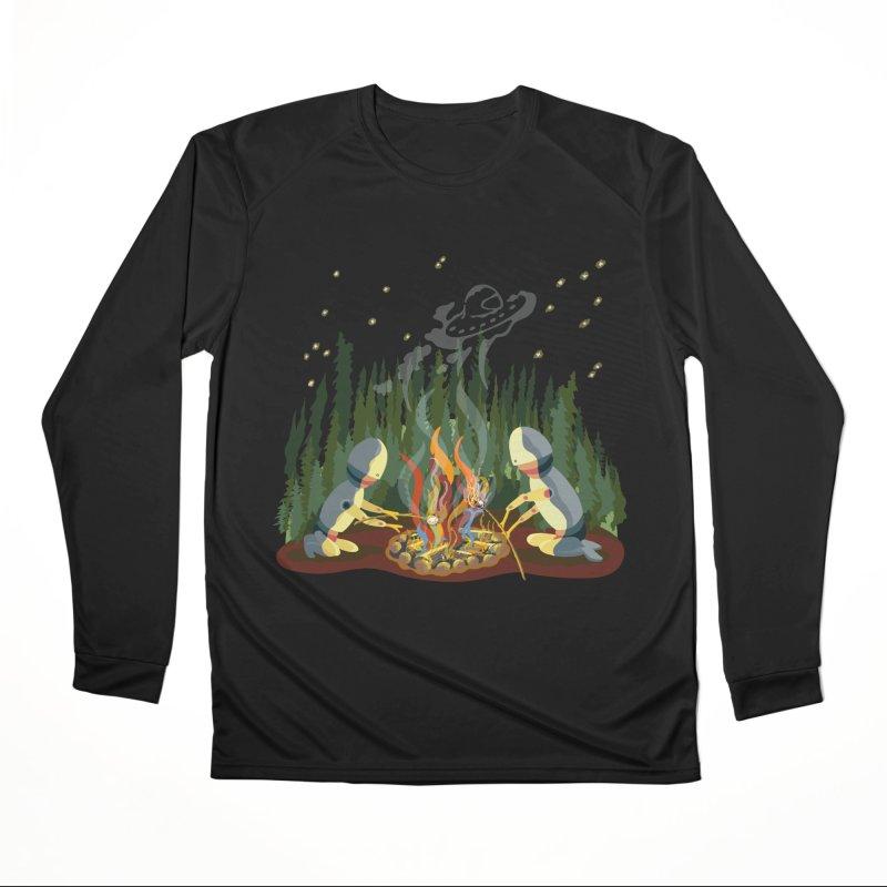 Smoke Signals Women's Performance Unisex Longsleeve T-Shirt by BullShirtCo